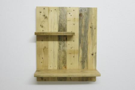 Küchenregal Altholz vorne