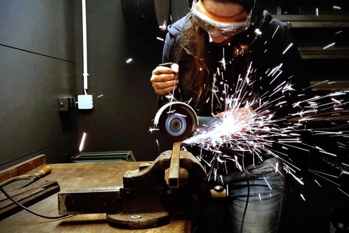 Stahl zuschneiden